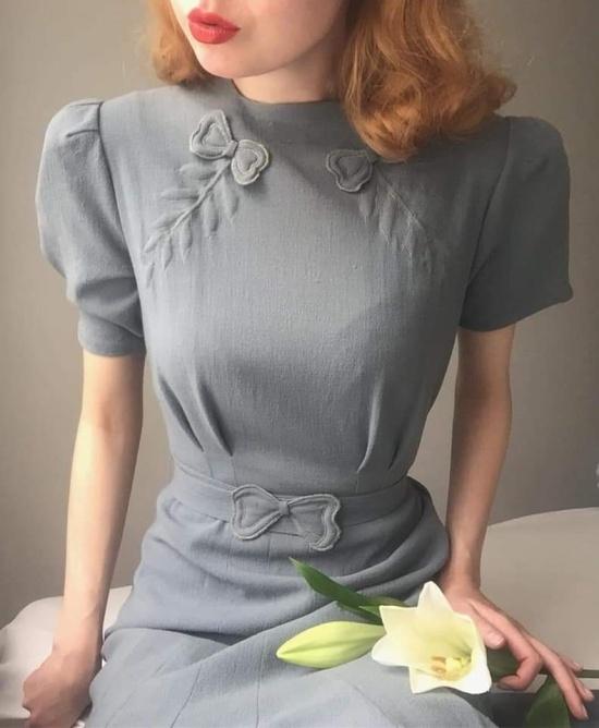 40s Fashion (12 pics)