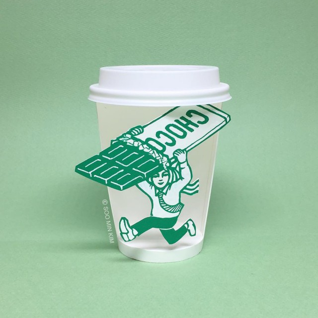Starbucks Mermaid Adventures (17 pics)