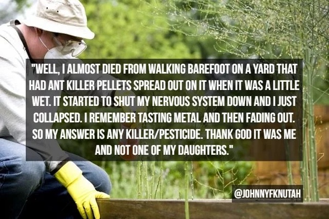 Did You Know Those Things Were So Dangerous? (20 pics)