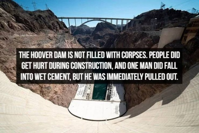 Explanations Of Some Historical Facts That Are Not True (20 pics)