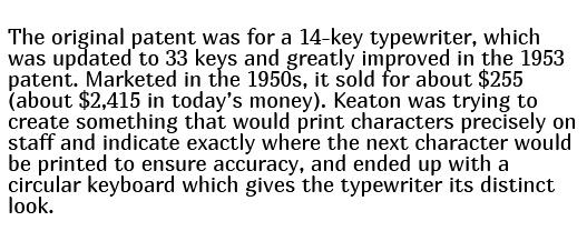 Music Typewriter (21 pics)