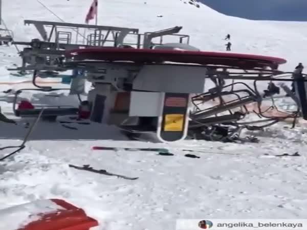 The Ski Lift Of Doom