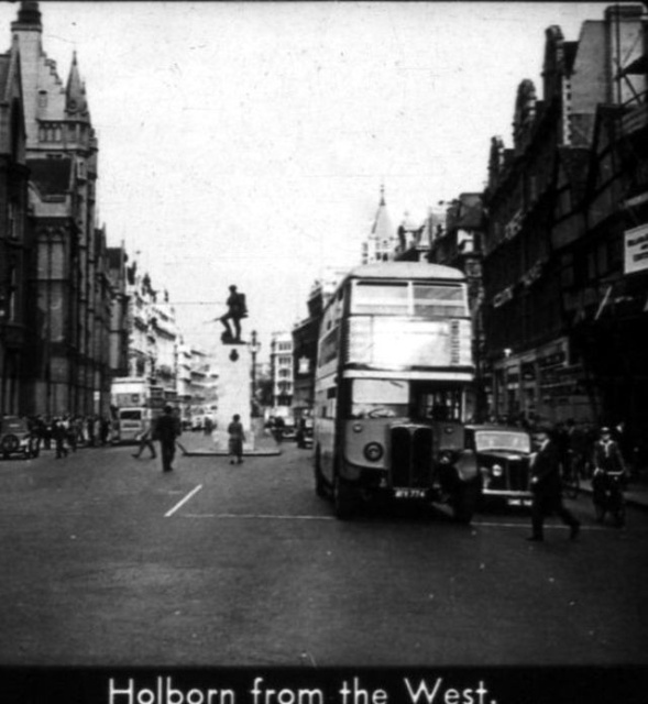London In The 1930s (9 pics)