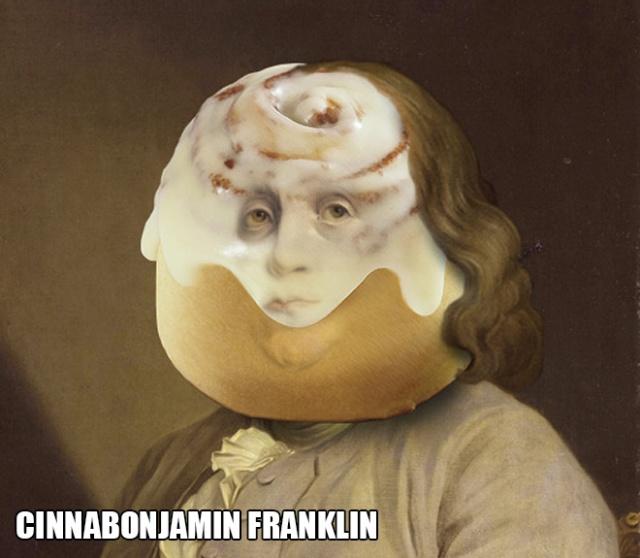 Bread Celebrities (20 pics)