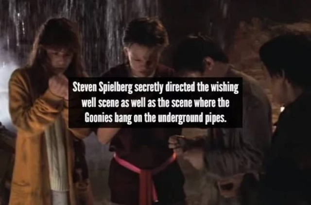 "Facts About ""The Goonies"" (20 pics)"