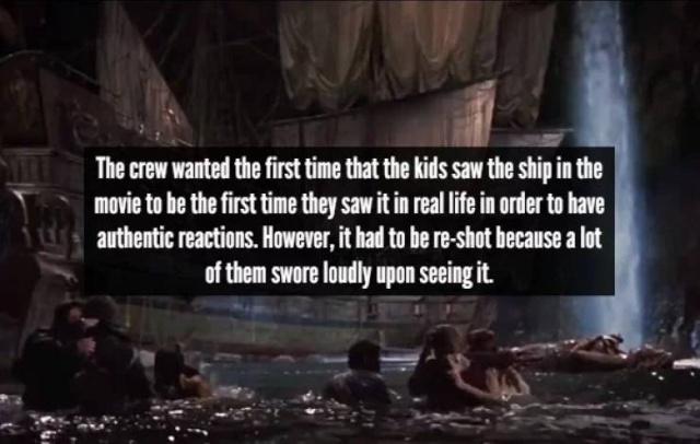 """Facts About """"The Goonies"""" (20 pics)"""