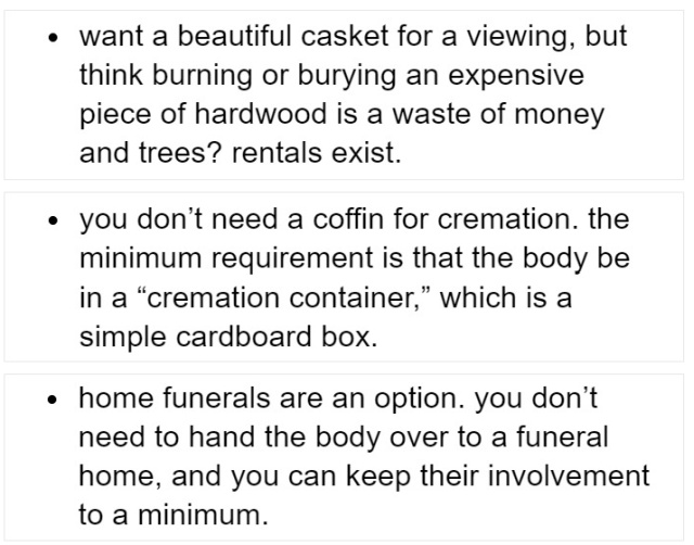 How Grieving People Can Be Scammed By Funeral Services (7 pics)