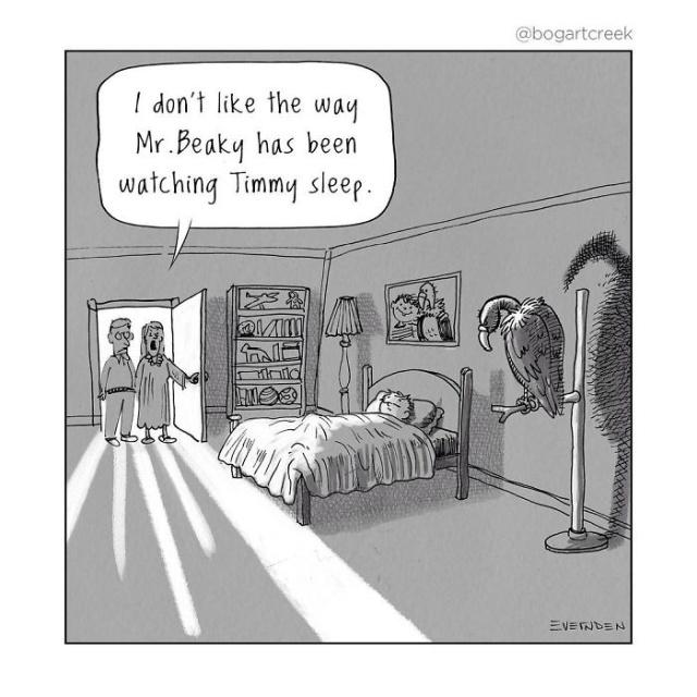 Comics By 'Bogart Creek' (30 pics)