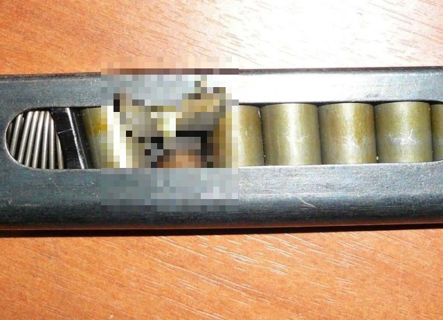 Bullet Blast (5 pics)