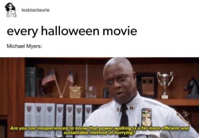 Horror Movie Memes (27 pics)