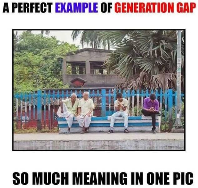 Different Generations Never Understand Each Other (44 pics)