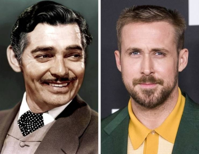 Actors And Actresses: Different Centuries, Same Age (16 pics)