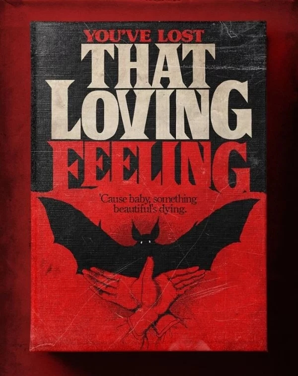 Famous Love Songs As Creepy Book Covers By Stephen King (28 pics)
