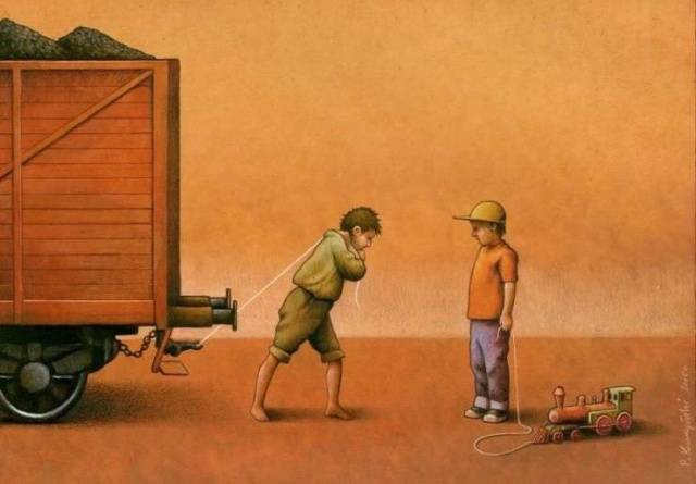 Illustrations That Show The Real Problems Of Our World (18 pics)