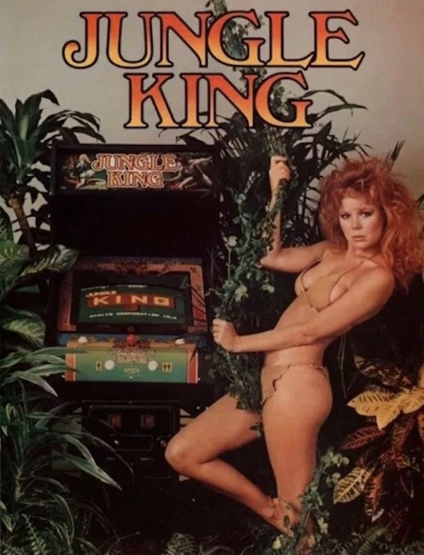 Sexy Games Adverts From The Past (30 pics)