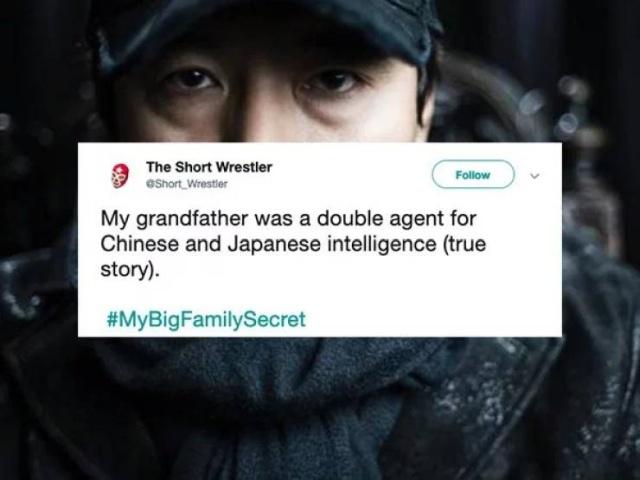 My Big Family Secret (23 pics)