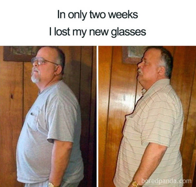 Weight Loss Memes (45 pics)