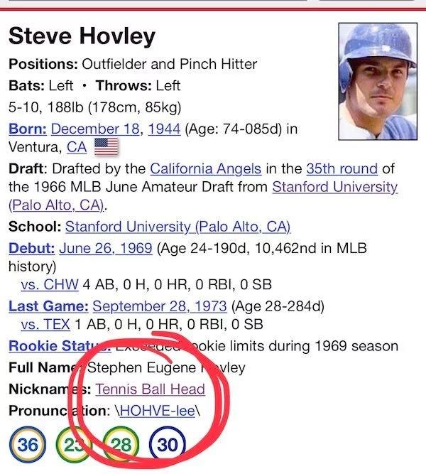 Cool Old Time Baseball Nicknames (13 pics)