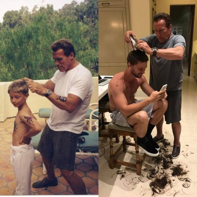 Try To Repeat Your Past. You Can Do It (21 pics)