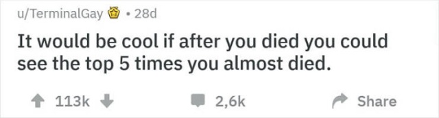 Shower Thoughts (30 pics)