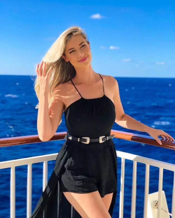 Meet Noelle Foley, Daughter Of WWE Legend Mick Foley (30 pics)