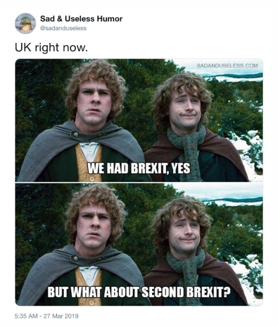 Funny Brexit Tweets (20 pics)
