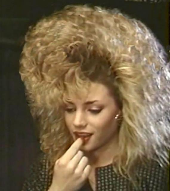 80s Hairstyles (35 pics)