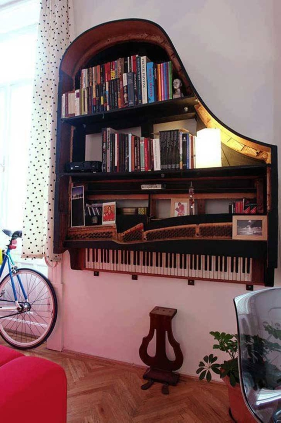 Old Stuff Transformed Into Awesome New Stuff (20 pics)