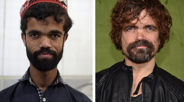 Peter Dinklage Double (5 pics)