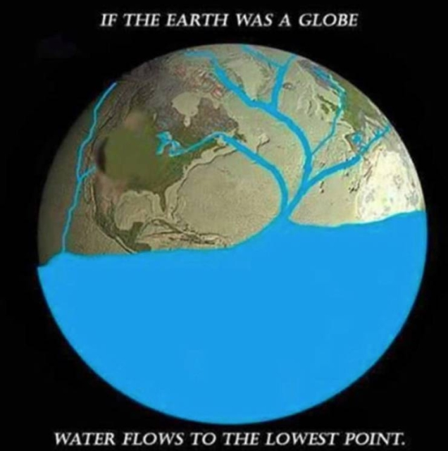 We All Know That The Earth Is Flat (19 pics)