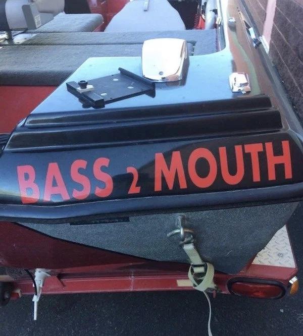 Clever Boat Names (26 pics)