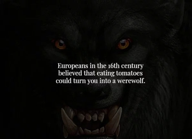 Creepy Facts (17 pics)