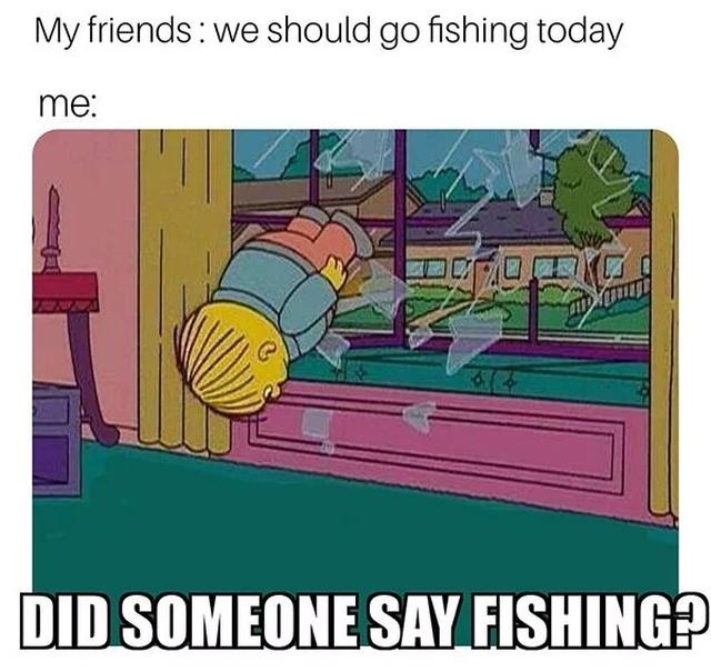 Fishing Memes (34 pics)