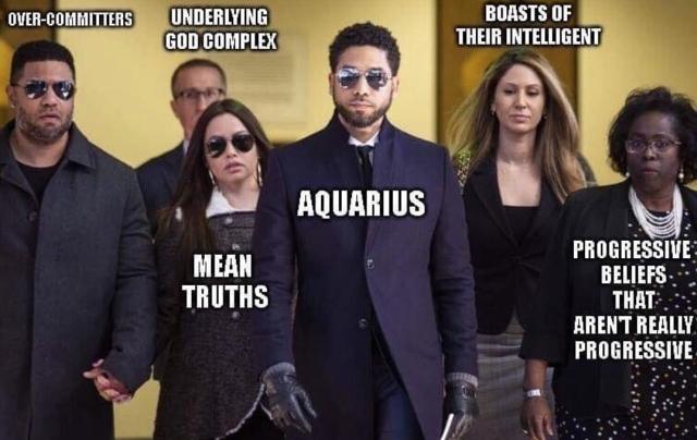 Aquarius Meme (22 pics)