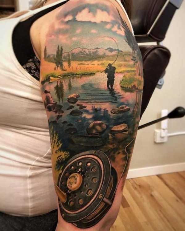 Amazing Tattoos (30 pics)