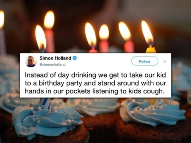 These Dads Hilariously Summed Up Fatherhood In A Single Tweet (21 pics)