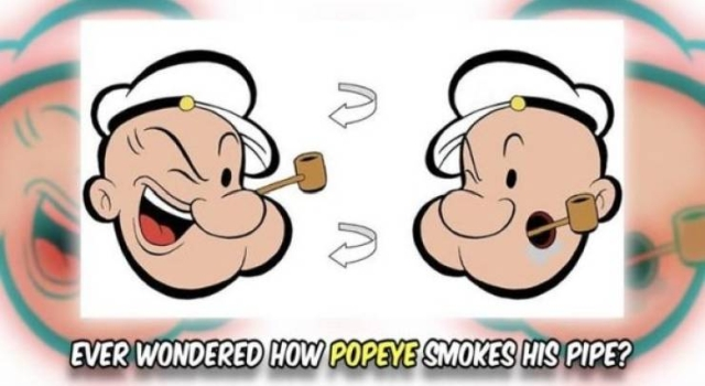 Don't Look For Logic In Cartoons (25 pics)