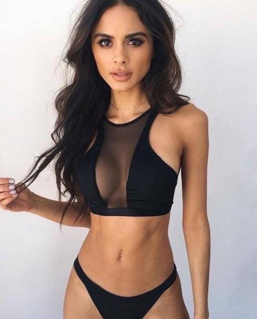 Very Hot Girls In Mesh Dresses 32 Pics