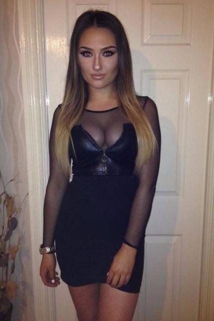 Very Hot Girls In Mesh Dresses 32 Pics-2817