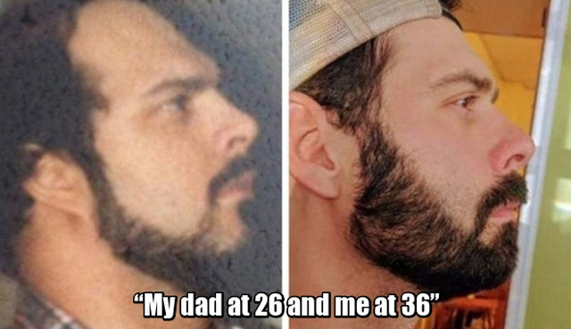 These People Don't Need DNA Tests (17 pics)