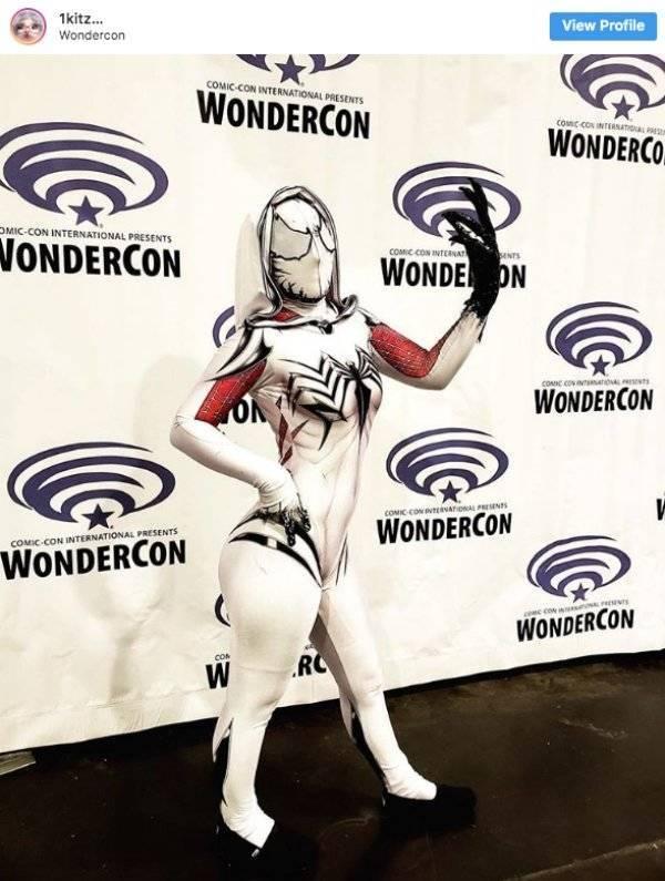 Welcome To WonderCon 2019 (24 pics)