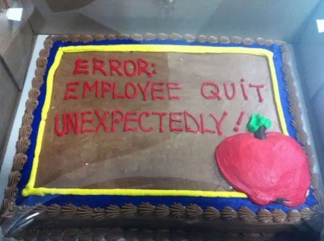 This Is How You Quit Your Job (37 pics)
