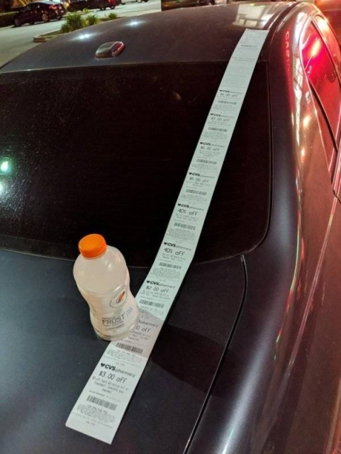 CVS Receipts Are Seriously Messed Up (17 pics)