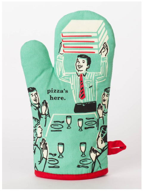 Awesome Oven Gloves (16 pics)