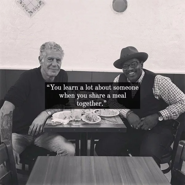Anthony Bourdain's Words On The World Of Food (19 pics)