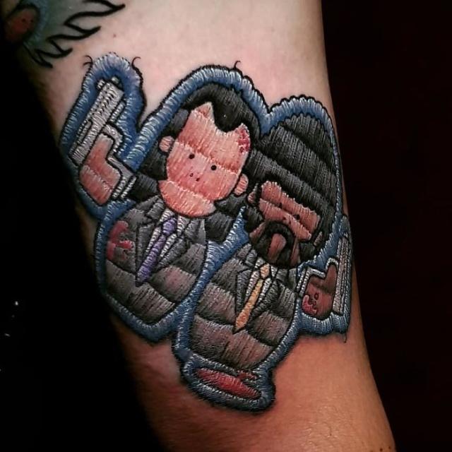 Great Tattoos (25 pics)