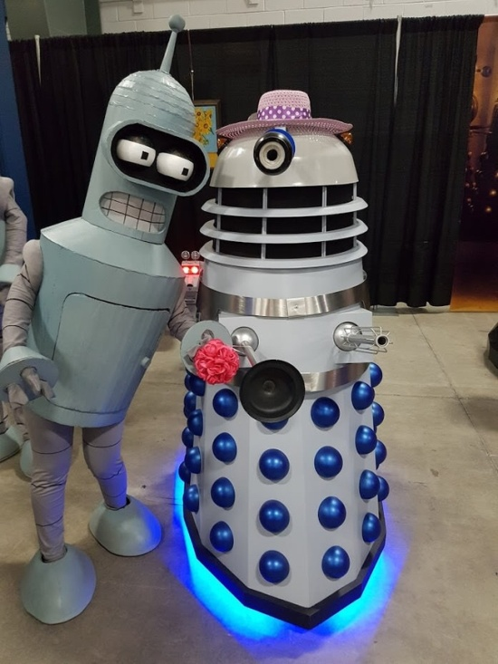 Photos From Ottawa Comic Con (18 pics)