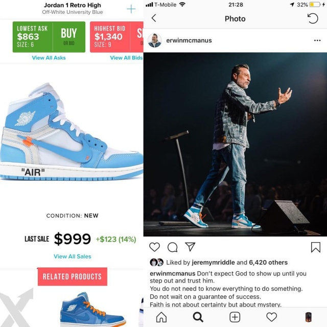 Celebrity Pastors Have Very Expensive Sneakers (10 pics)