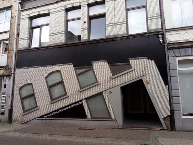 Ugly Houses In Belgium (33 pics)