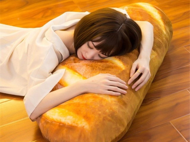 Bread Pillow (3 pics)
